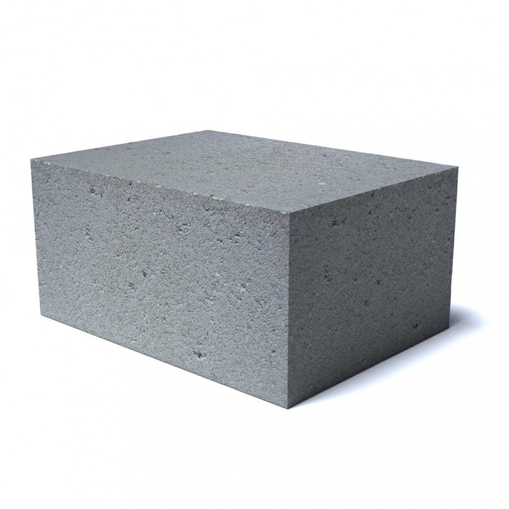 бетонные блоки 200х200х400